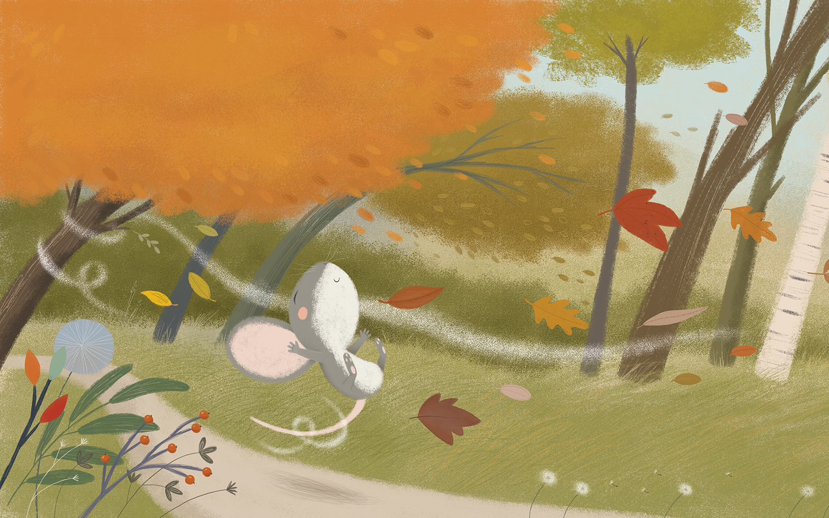 Little Mouse's Seasons Header Image